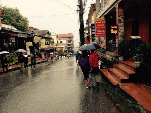 Miền Bắc tiếp tục có mưa, nhiệt độ giảm sâu - 3