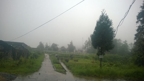 Miền Bắc tiếp tục có mưa, nhiệt độ giảm sâu - 4