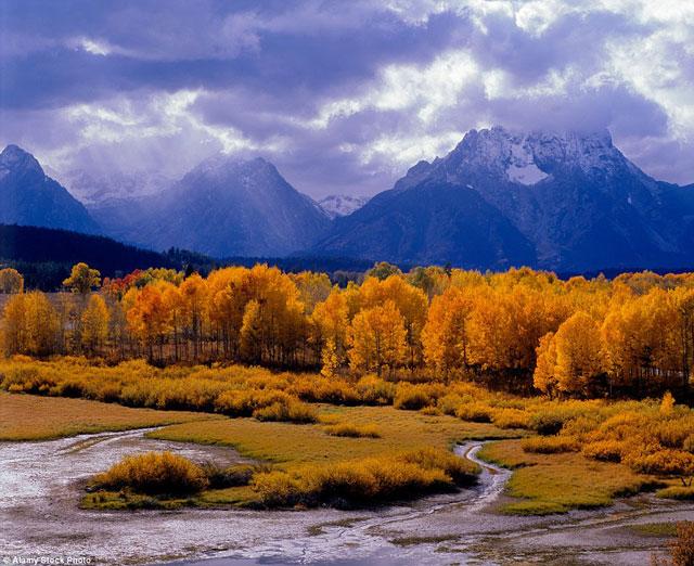Lạc bước đến những nơi có mùa thu đẹp nhất thế giới - 11
