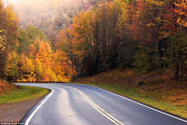Lạc bước đến những nơi có mùa thu đẹp nhất thế giới - 13