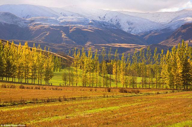Lạc bước đến những nơi có mùa thu đẹp nhất thế giới - 15