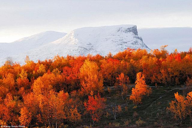 Lạc bước đến những nơi có mùa thu đẹp nhất thế giới - 4