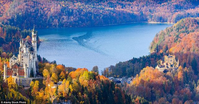 Lạc bước đến những nơi có mùa thu đẹp nhất thế giới - 5