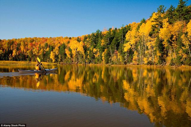 Lạc bước đến những nơi có mùa thu đẹp nhất thế giới - 6