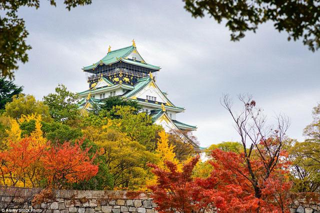 Lạc bước đến những nơi có mùa thu đẹp nhất thế giới - 7