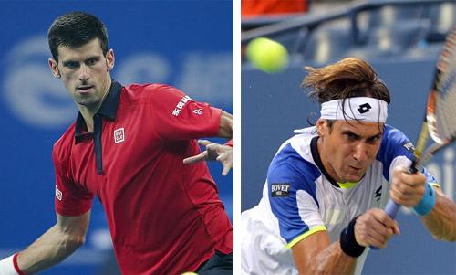 Djokovic - Ferrer: Hẹn gặp Nadal (BK China Open) - 1
