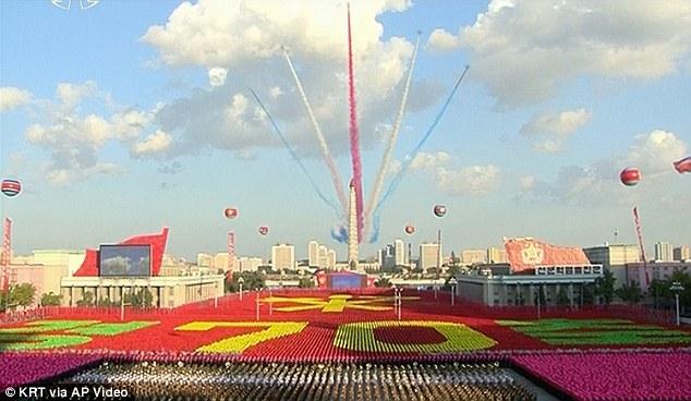"""Soi loạt vũ khí """"khủng"""" trong lễ duyệt binh lịch sử của Triều Tiên - 10"""
