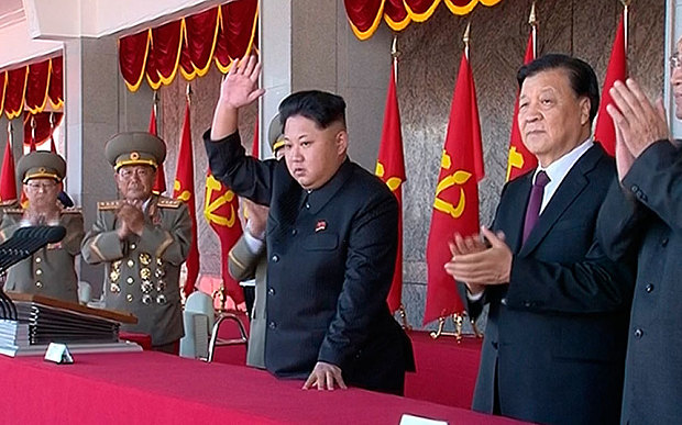 """Soi loạt vũ khí """"khủng"""" trong lễ duyệt binh lịch sử của Triều Tiên - 7"""