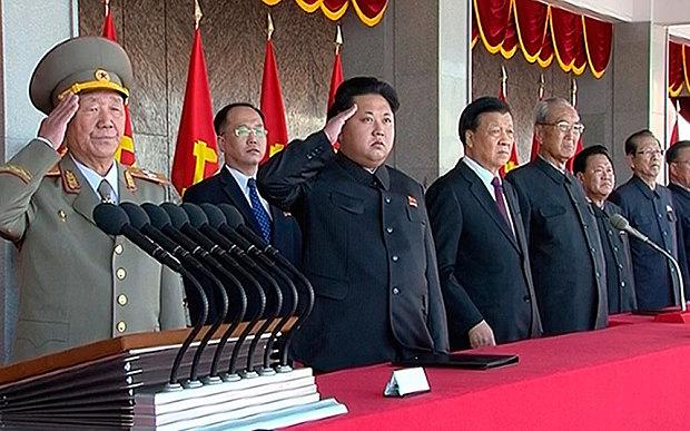 """Soi loạt vũ khí """"khủng"""" trong lễ duyệt binh lịch sử của Triều Tiên - 8"""