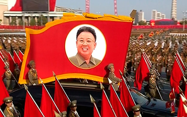 """Soi loạt vũ khí """"khủng"""" trong lễ duyệt binh lịch sử của Triều Tiên - 4"""