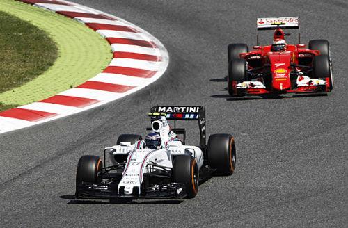 Phân hạng Russian GP: Ferrari không tạo được bất ngờ - 3
