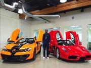 Thể thao - Nổ xe hàng loạt, Mayweather mất đứt hàng triệu đô