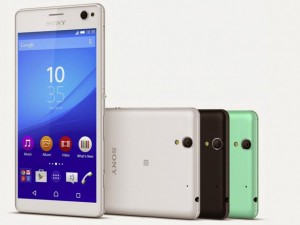 Trên tay smartphone giá rẻ Sony Xperia C4