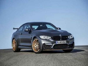 Ngắm xe coupe hiệu suất cao BMW M4 GTS