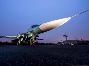 Thâm nhập nơi lắp ráp máy bay cường kích Su-34