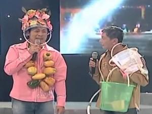 Màn trình diễn thời trang thảm họa của Vân Sơn, Bảo Liêm