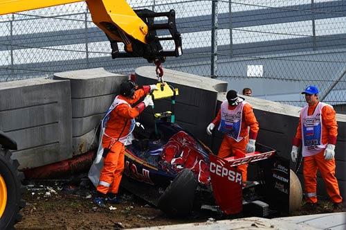 Tay đua sống sót thần kỳ sau tai nạn kinh hãi ở Russian GP - 3