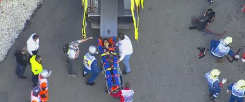 Tay đua sống sót thần kỳ sau tai nạn kinh hãi ở Russian GP - 1