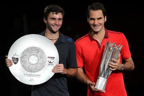 Phân nhánh Shanghai Masters: Chông gai chờ Federer - 1