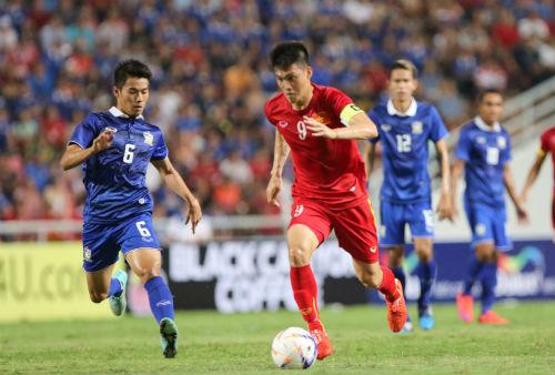 Việt Nam chưa từng thắng Thái Lan tại... Mỹ Đình - 1