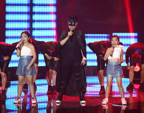 Đức Phúc nhảy múa tưng bừng cùng thí sinh The Voice Kids - 1