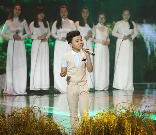 Đức Phúc nhảy múa tưng bừng cùng thí sinh The Voice Kids - 10