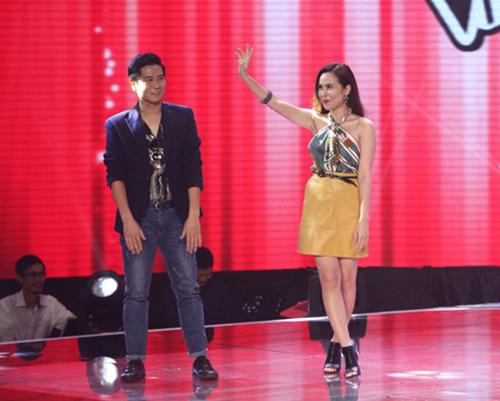 Đức Phúc nhảy múa tưng bừng cùng thí sinh The Voice Kids - 5