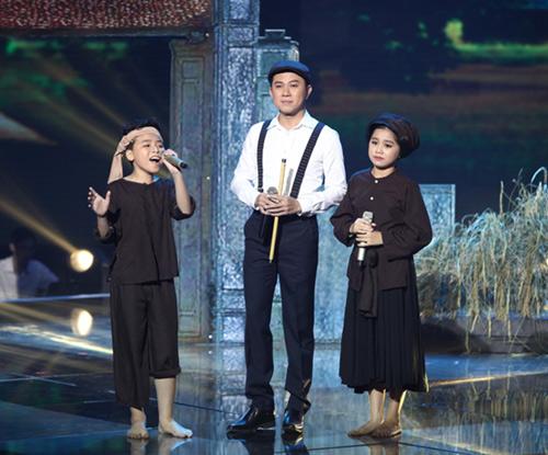 Đức Phúc nhảy múa tưng bừng cùng thí sinh The Voice Kids - 12