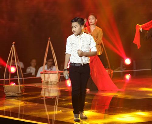 Đức Phúc nhảy múa tưng bừng cùng thí sinh The Voice Kids - 6
