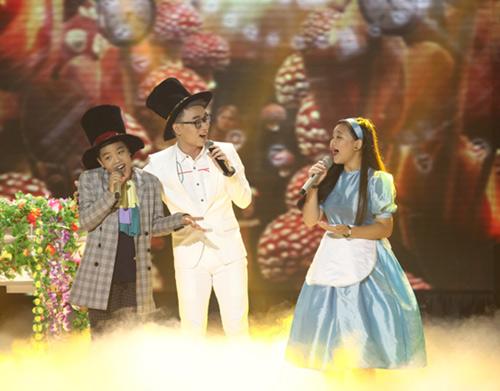 Đức Phúc nhảy múa tưng bừng cùng thí sinh The Voice Kids - 11