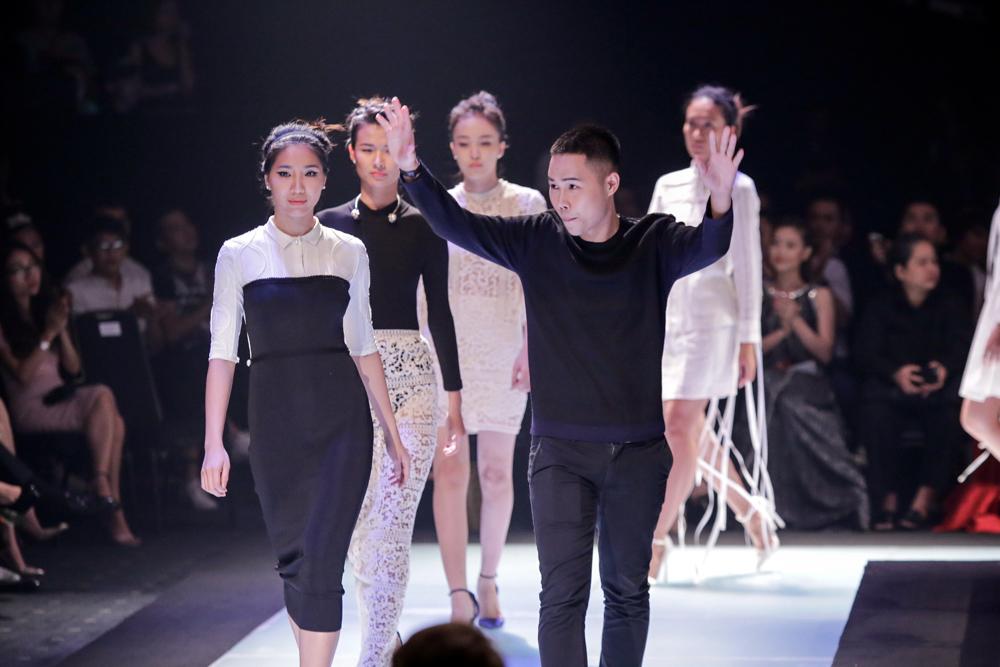 Thanh Hằng hóa chiến binh, làm vedette tại Elle Show - 8