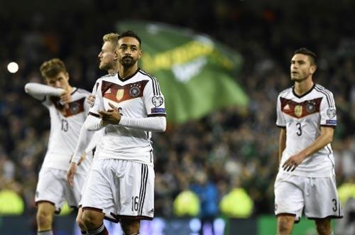 Đức – Georgia: Hiểm họa playoff - 1