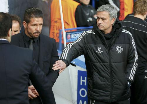 SỐC: Chelsea nhắm Simeone thay thế Mourinho - 1