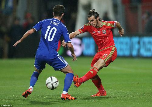 Dự Euro sau 58 năm, xứ Wales của Bale tưng bừng mở hội - 5