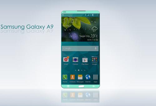 Samsung Galaxy A9 được xác nhận sở hữu chipset S620 - 1