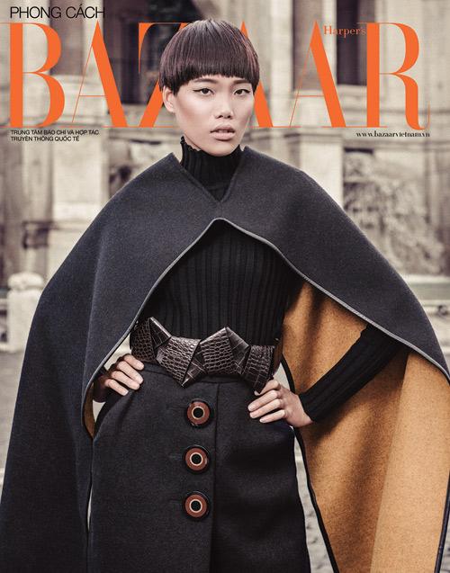 Hương Ly là tân quán quân Vietnam Next Top Model 2015 - 8