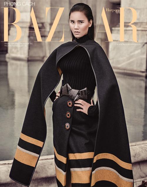 Hương Ly là tân quán quân Vietnam Next Top Model 2015 - 1
