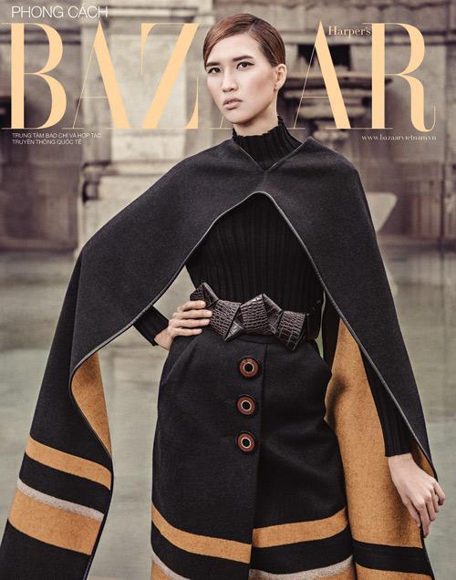 Hương Ly là tân quán quân Vietnam Next Top Model 2015 - 9