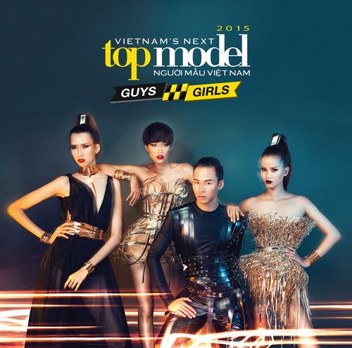 Hương Ly là tân quán quân Vietnam Next Top Model 2015 - 4