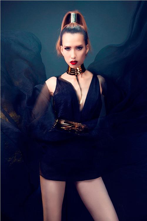 Hương Ly là tân quán quân Vietnam Next Top Model 2015 - 11