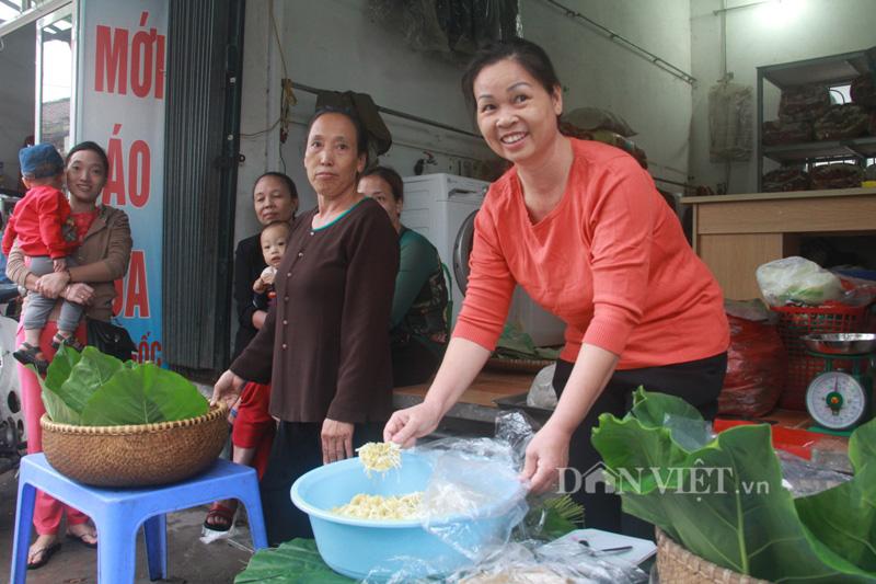 Hương cốm ngào ngạt trong ngày hội làng cốm Mễ Trì - 12