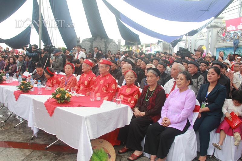 Hương cốm ngào ngạt trong ngày hội làng cốm Mễ Trì - 2
