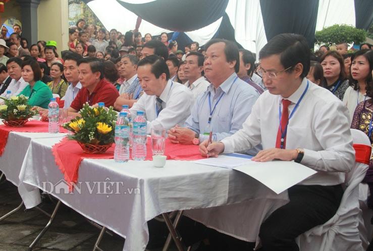 Hương cốm ngào ngạt trong ngày hội làng cốm Mễ Trì - 3