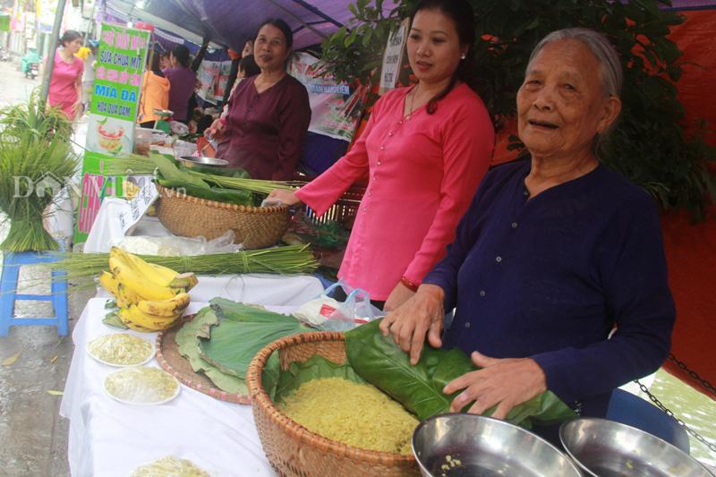 Hương cốm ngào ngạt trong ngày hội làng cốm Mễ Trì - 6