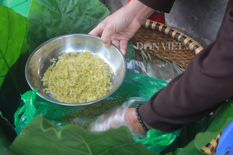 Hương cốm ngào ngạt trong ngày hội làng cốm Mễ Trì - 7