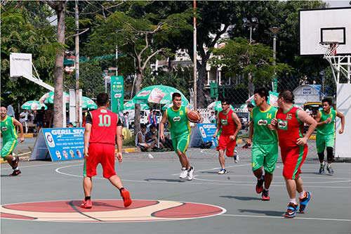 """Festival bóng rổ  """"khuấy đảo"""" học đường TP.HCM - 4"""