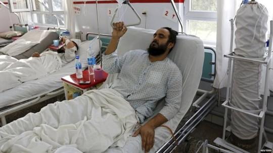 Mỹ bồi thường vụ không kích nhầm bệnh viện giết 22 người - 1