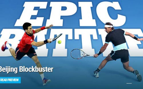 Djokovic - Nadal: Nhiệm vụ bất khả thi - 1