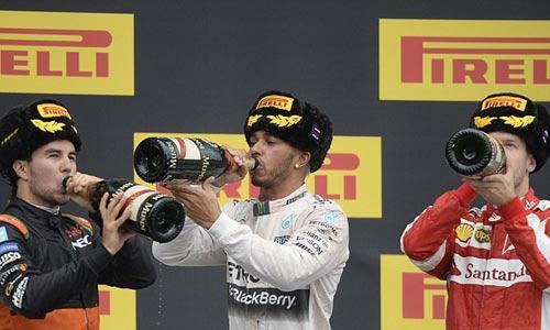 Russian GP: Nỗ lực của Vettel - 1