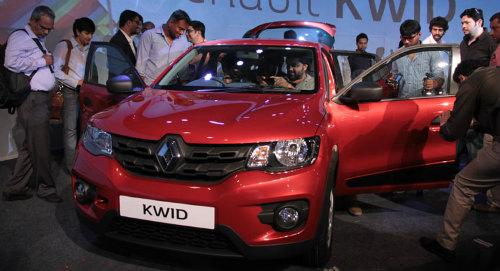 Giới trẻ đua nhau mua xe Renault Kwid giá 88 triệu đồng - 1
